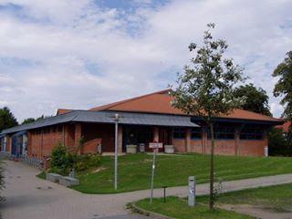 Sporthalle im Nienbrügger Weg