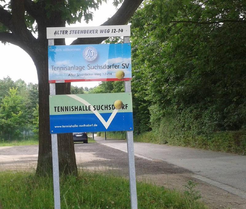 Tennisanlage Suchsdorfer SV